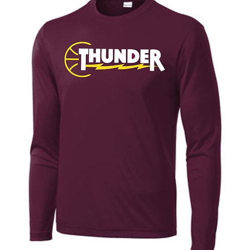 Thunder Dri-fit Long Sleeve T-shirt