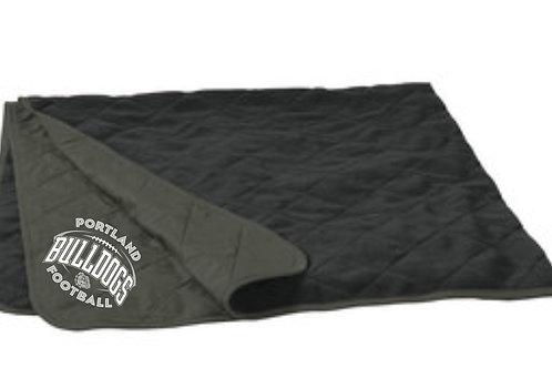 Portland High School Football Picnic Blanket