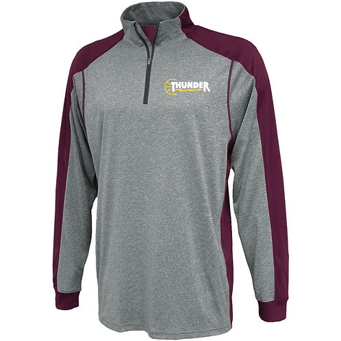 Thunder Carbon 1/4 Zip Warmup