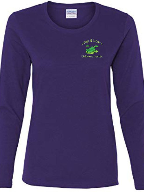 Leap N Learn Women's Long Sleeve T-shirt