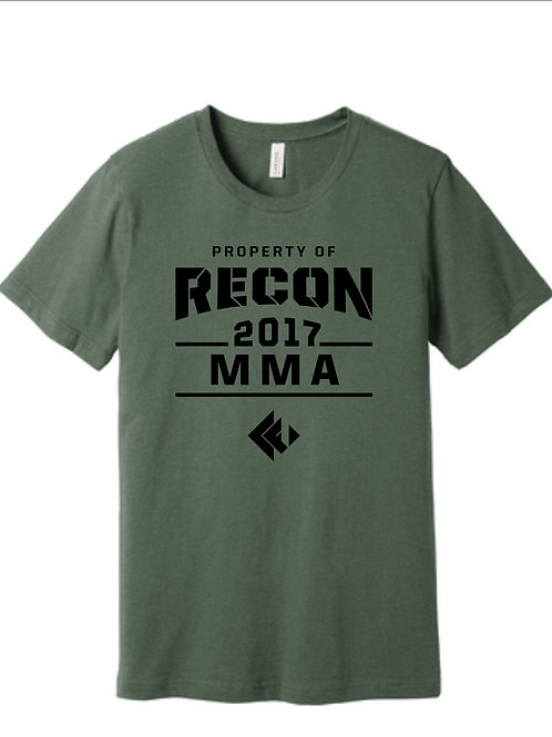 Recon Fitness MMA T-shirt