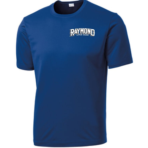 Raymond LL Women's Short Sleeve Wicking Shirt