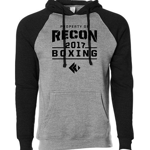 Recon Fitness Boxing Hoody