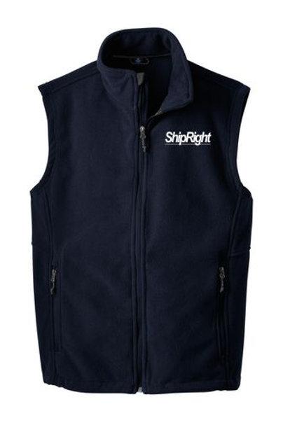 Ship Right Solutions Value Fleece Vest