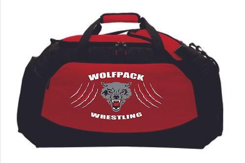 Wolfpack Wrestling Duffle Bag