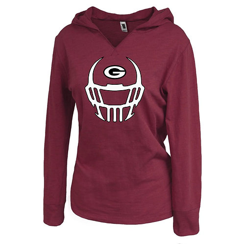 Gorham Football Cloud T-shirt Hoodie