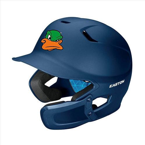 Presumpscot Ducks Easton Z5 Batting Helmet with Universal Jaw Guard