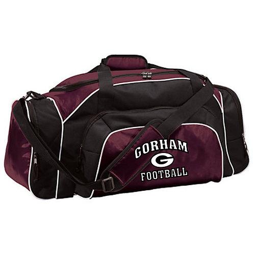 Gorham Football Duffle Bag