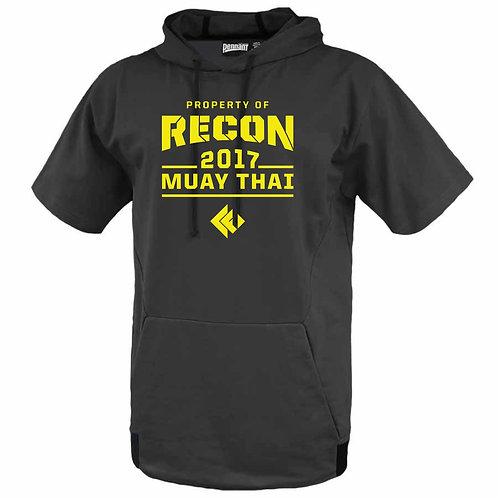 Recon Fitness Muay Thai Short Sleeve Hoody