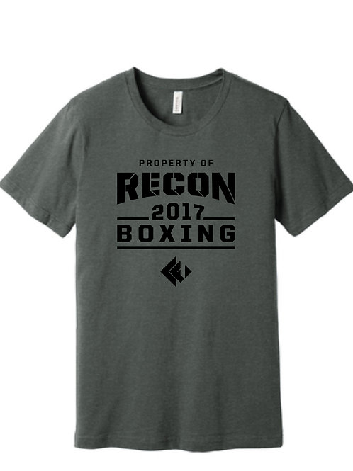 Recon Fitness Boxing T-shirt