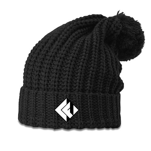 Recon Fitness Ladies Chunk PomPom Beanie