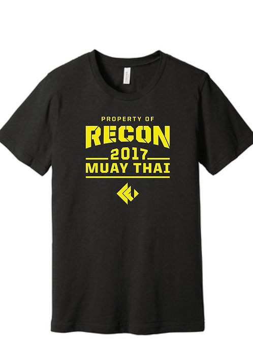 Recon Fitness Muay Thai T-shirt