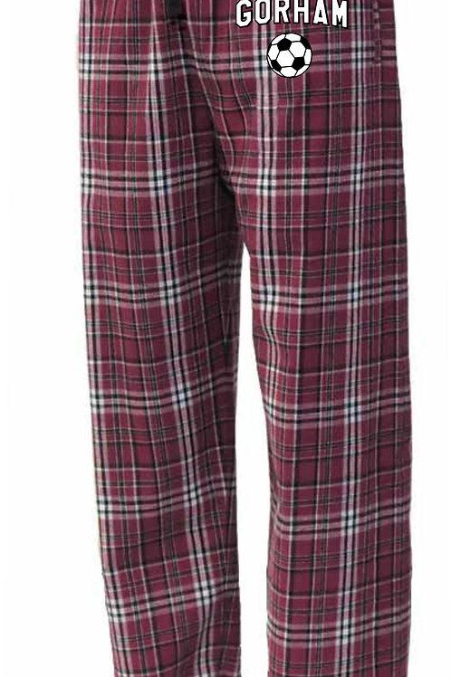 Gorham Soccer Flannel Pant