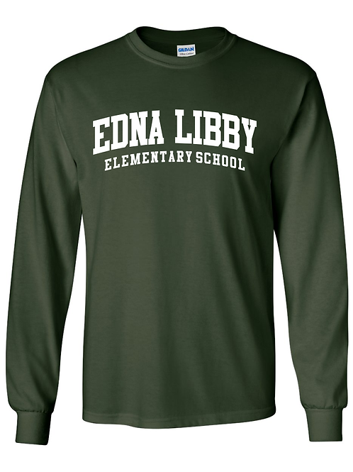 Edna Libby Long Sleeve T-shirt