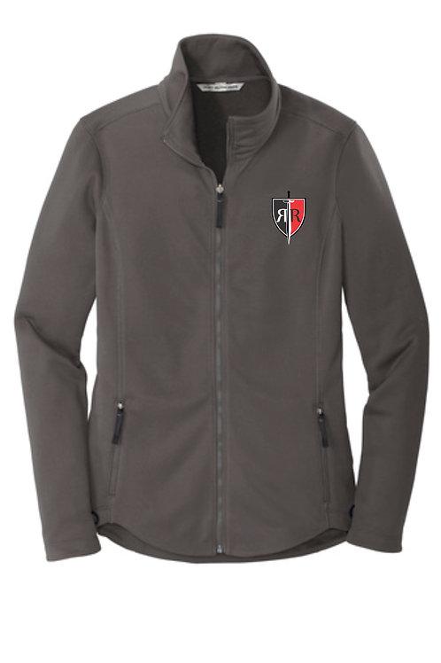 R&R Security Ladies Fleece Jacket