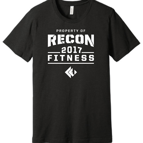 Recon Fitness T-shirt