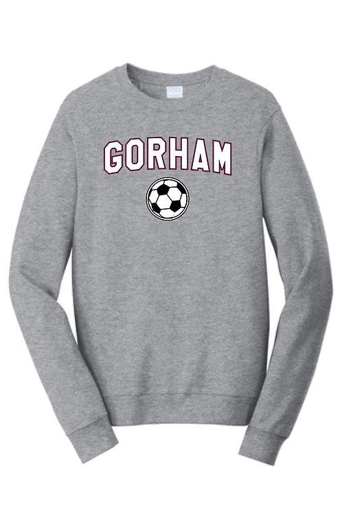 Gorham Soccer Crewneck Sweatshirt