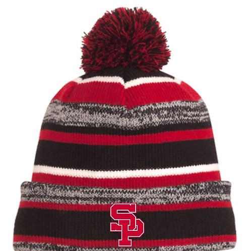 South Portland Softball Sideline Beanie