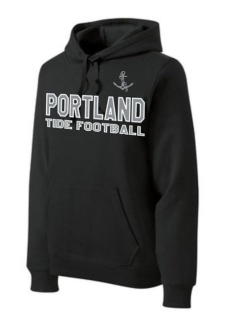 Portland Tide Football Heavyweight Hoody