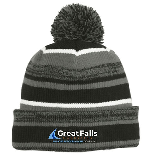 Great Falls Marketing Sideline Beanie