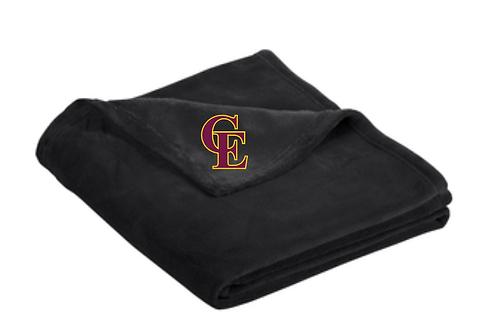Cape Wear Ultra Plush Blanket