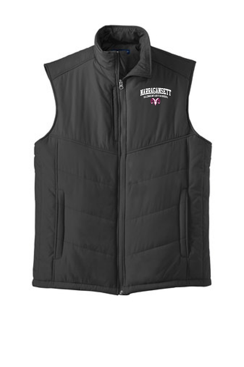Narragansett Elementary School Puffy Vest