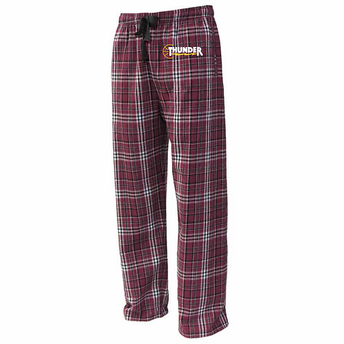 Thunder Flannel Pants