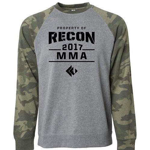Recon Fitness MMA Crewneck Sweatshirt