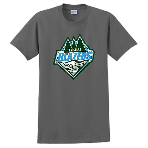 Trailblazers Hockey Short Sleeve Cotton T-shirt