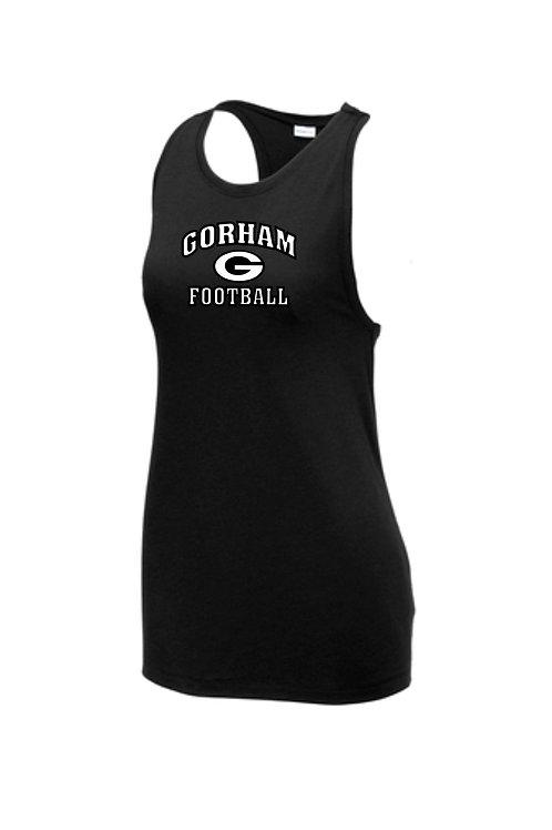 Gorham Football Ladies Tank Top