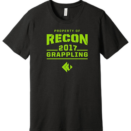 Recon Fitness Grappling T-shirt
