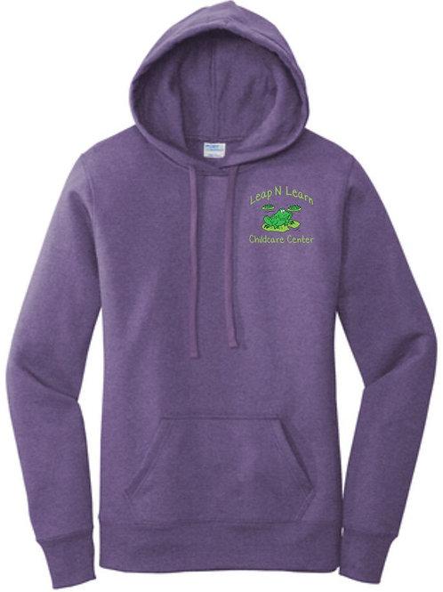 Leap N Learn Women's Hooded Sweatshirt