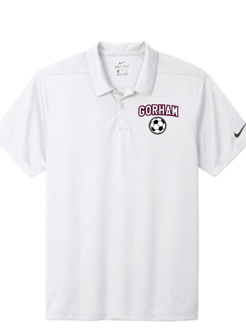 Gorham Soccer Nike Polo