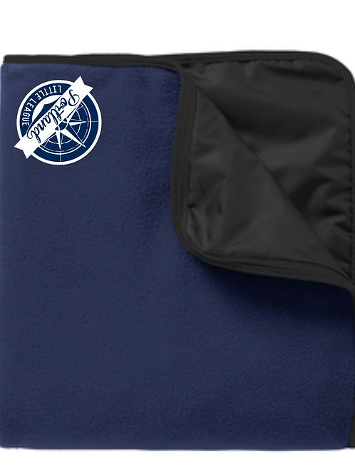 Portland LL Fleece Blanket