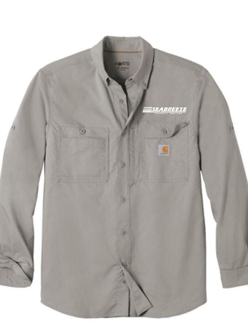 Seabreeze Carhartt Ridgefield Long Sleeve Shirt