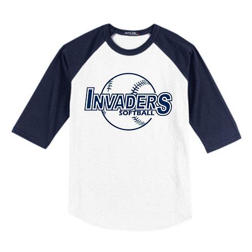 Invaders Softball Colorblock Jersey