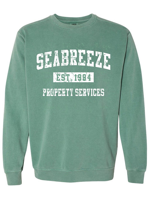 Seabreeze Comfort Crewneck