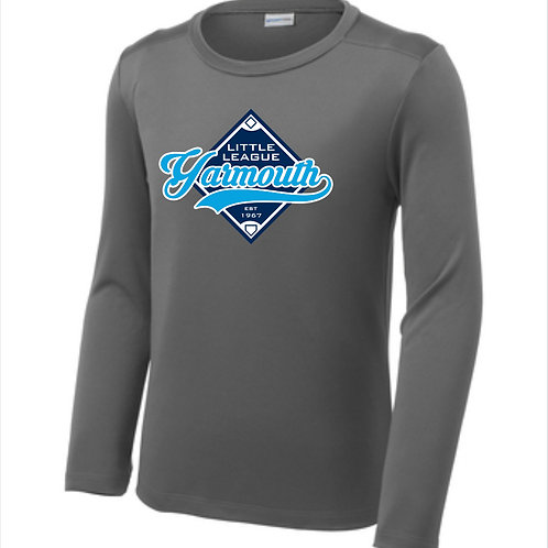 Yarmouth LL Women's Long Sleeve Tech T