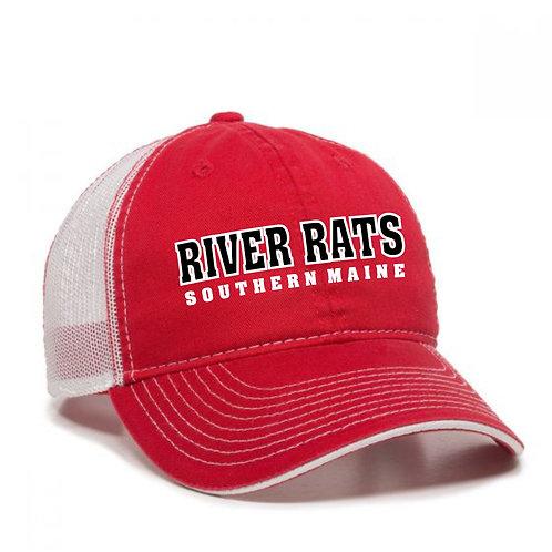 River Rats Snapback Cap