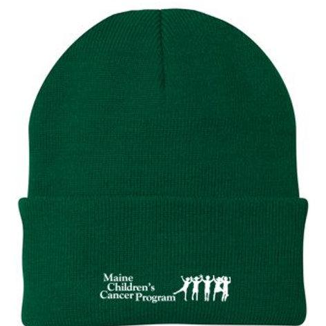 Maine Children's Cancer Knit Cap