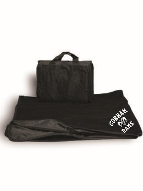 Gorham Softball Fleece/Nylon Picnic Blanket
