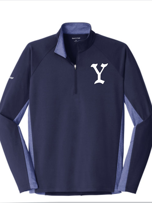 Yarmouth LL Contrast 1/4 Zip