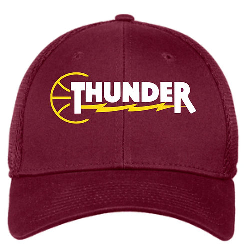 Thunder Stretch Mesh Cap