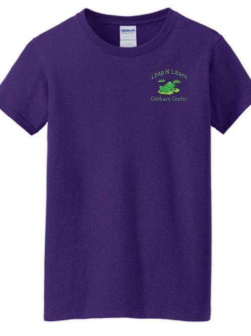 Leap N Learn Women's Crewneck T-shirt