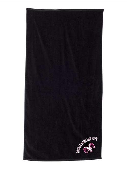 Gorham Swimming Beach Towel