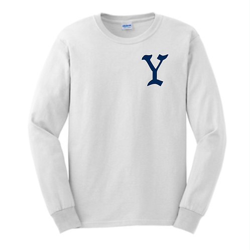 Yarmouth LL Unisex Cotton Long Sleeve T