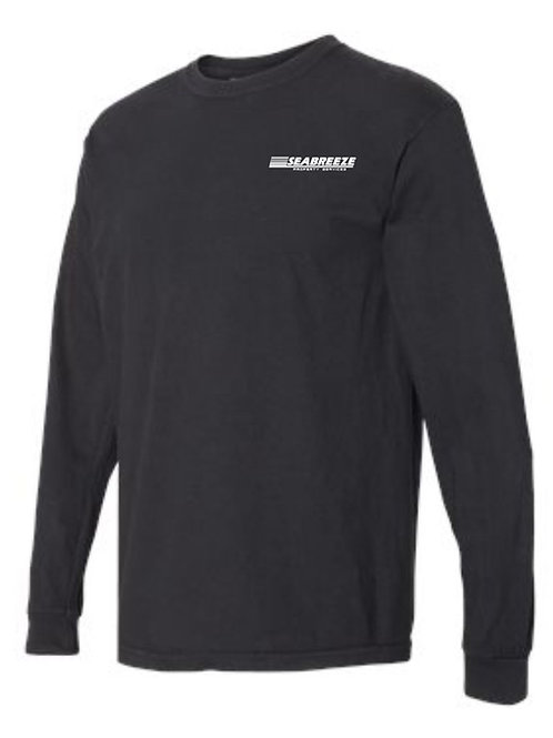 Seabreeze Pigment Dyed Long Sleeve T-shirt