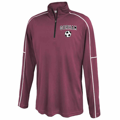 Gorham Soccer Conquest Quarter Zip