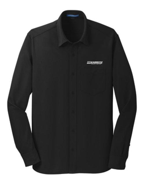 Seabreeze Knit Dress Shirt