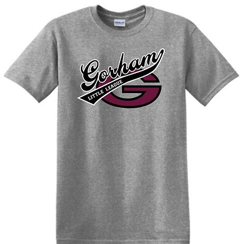 Gorham Little League Cotton T-shirt